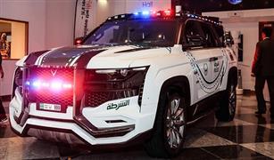 """شاهد.. كيف تعمل """"غياث"""" أهم دورية شرطة في دبي"""