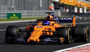 ألونسو وجونسون يتبادلان سيارتيهما على حلبة البحرين