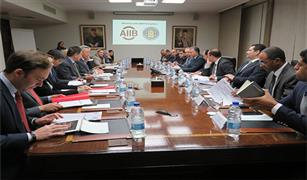 اجتماع لوزيري المالية والنقل مع رئيس البنك الأسيوي لبحث تمويل مشروعات السكك الحديدية والمترو