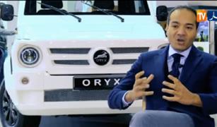 """شاهد بالفيديو.. """"تيمقاد"""".. أول سيارة جزائرية 100 % بسعر منافس عالميا"""