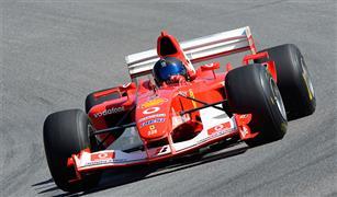 فيراري يعلن موعد الكشف عن سيارته الجديدة في فورمولا-1