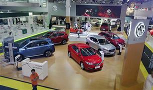 إم جي موتور' تعرض تقنيات متطورة خلال معرض السعودية الدولي للسيارات