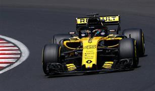 فورمولا 1: رينو تعلن موعد كشف الستار عن سيارتها الجديدة لموسم 2019