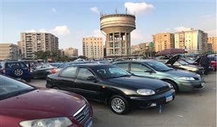 سيارات أسعارها أقل من 20 ألف جنيه في سوق مدينة نصر| صور