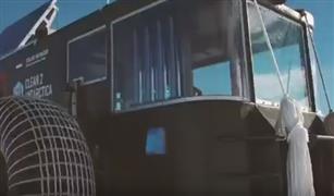 بالفيديو.. أول سيارات في العالم من النفايات البلاستيك