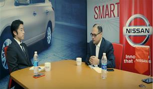 المدير التنفيذي لنيسان:نيسان فى المرتبة الثالثة وتم تعيين 350 موظف لزيادة الانتاج .. فيديو