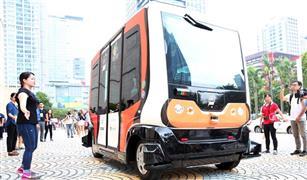 تايوان تبدأ تشغيل الحافلات ذاتية القيادة مجانًا للجماهير