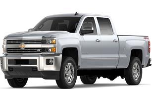 """""""جنرال موتورز"""" تبدأ إنتاج شاحنتها الجديدة """"سيلفرادو إتش.دي"""""""