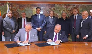 وزير النقل يشهد نقل تبعية خطوط المترو من سكك حديد مصر للهيئة القومية للأنفاق