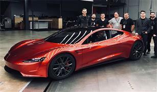 """رئيس """"تيسلا"""" للسيارات الكهربائية يزور الصين لوضع حجر أساس مصنع الشركة"""