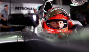 """رئيس """"تنفيذى مرسيدس"""" يتوقع نجاح ابن الأسطورة الألمانية شوماخر في الفورمولا 1"""
