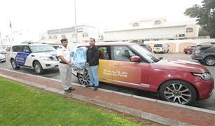 أبو ظبي توزع كراسي أطفال مجانية للسيارات