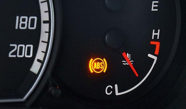 احترس عند ظهور علامة Abs فى عداد سياراتك توقف وقم بالخطوات التالية الأهرام اوتو