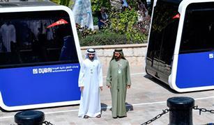 بالفيديو.. تكنولوجيا جديدة للنقل في دبي تستخدم لأول مرة في العالم