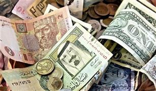 أسعار العملات الأجنبية  الاستقرار فى البنوك اليوم الخميس