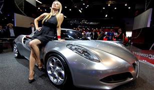 ارتفاع مبيعات السيارات في أوروبا بنسبة 1ر7% خلال الشهر الماضي