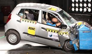 ماذا يحدث عند إرتطام سيارتك وانت على سرعة عالية؟