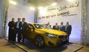 شركة محمد يوسف ناغي للسيارات تطلق سيارة BMW X2 الجديدة في معرض فن جدة 21,39