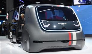 """""""فولكس فاجن آي.دي فيتسيون"""" تتحول إلى سيارة ذاتية القيادة"""