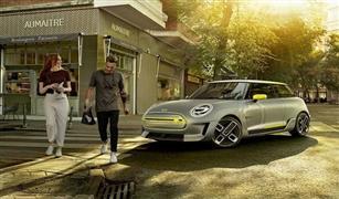 BMW تبدأ إنتاج نسخ كهربائية من سيارتها الصغيرة MINI في الصين
