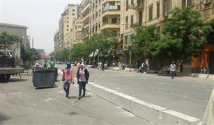 غلق جزئي  بشارع رمسيس لمدة يومين