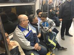 قبل بدء الدراسة.. وزير النقل في جولة مفاجئة لمحطات مترو الأنفاق