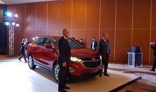 جنرال موتورز مصر والمنصور للسيارات يحتفلان بشيفروليه إكوينوكس 2018 وإعلان أسعارها| صور والفيديو