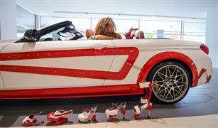 شركة BMW العالمية تستعين بمصممة أحذية مصرية لتصميم سياراتها الجديدة