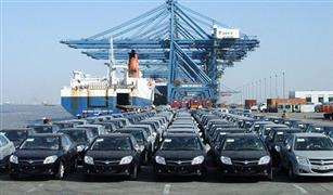 واردات السيارات إلى مصر عبر السويس تتراجع 40%