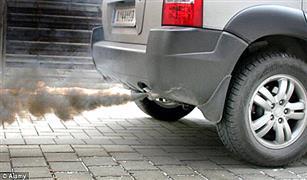 دراسة: 46 مليار يورو خسرتها اوروبا بسبب تزييف قيم عوادم السيارات