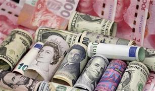 الدولار واليورو والاسترليني.. أسعار العملات الأجنبية والعربية بالبنوك في تعاملات الخميس