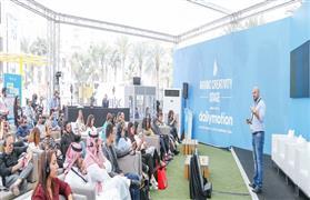 حملة نيسان لتشجيع المرأة السعودية على القيادة ضمن فعاليات «دبي لينكس»