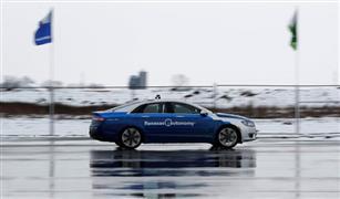السيارات ذاتية القيادة تتعلم الرؤية وسط الثلوج فى كندا
