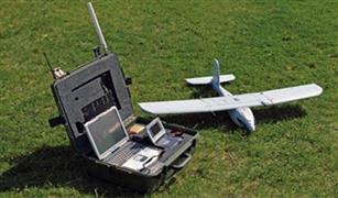 الجمارك تحبط دخول طائرة تجسس البلاد عبر سفاجا