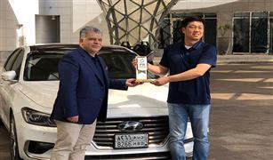 هيونداي ازيرا تفوز بجائزة أفضل سيارة عائلية لعام 2018