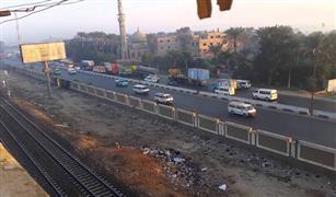 إغلاق جزئي  لطريق الإسكندرية الزراعى لمدة ٩ شهور  لإنشاء كوبرى