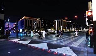 تعرف على نظام الإشارات الذكية في شوارع دبي| فيديو