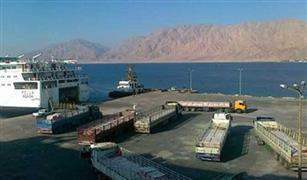 اعادة فتح ميناء شرم الشيخ البحرى بعد تحسن الاحوال الجوية