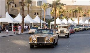 توثيق وسائل النقل الاماراتية ب 40 سيارة كلاسيكية