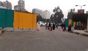غلق جزئي  بشارع الشيخ غراب حدائق القبة لمدة ٣ شهور