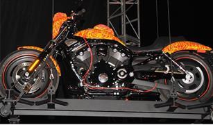 هارلي ديفيدسون تطلق دراجة نارية بمليون دولار.. تعرف عليها
