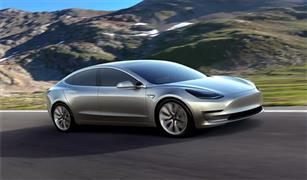 """رئيس """"تيسلا"""" يستهدف إنتاج السيارة الكهربائية """"موديل 3"""" على مدار الساعة"""