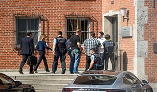 عاجل:  الشرطة الألمانية تداهم عدة مواقع لشركة بورشه بسبب فضيحة العوادم /صور.