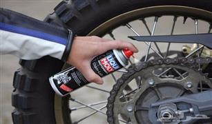 احترس من استخدام زيت موتور السيارة فى دراجتك النارية