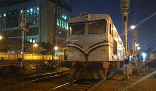 السكة الحديد تعتذر عن تأخير القطارات نتيجة سقوط الأمطار