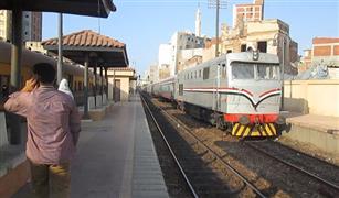 السكة الحديد: حركة القطارات منتظمة رغم سقوط الأمطار.. وأرقام ساخنة للشكاوى