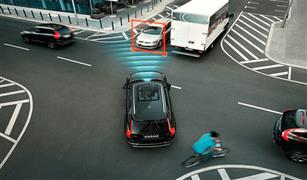 """""""ال جي"""" تقتحم عالم إضاءة السيارات ذاتية القيادة"""