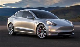 """زيادة كبيرة في إنتاج """"موديل3"""" من السيارة الكهربائية تيسلا"""