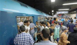 إجراءات للحد من الزحام في مترو الأنفاق خلال شهر رمضان