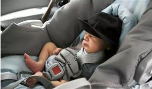 احذر نوم أطفالك لأكثر من 30 دقيقة بالسيارة